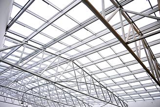 明るさを保ちながら、熱線だけをカットできる<br/>窓材・屋根材は作れないか